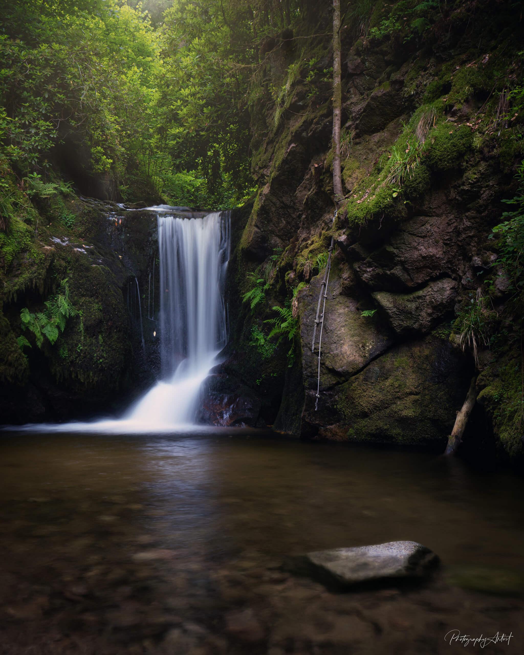 Geroldsauer Wasserfall 2