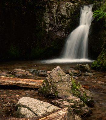 Edelfrauengrab Wasserfall 2