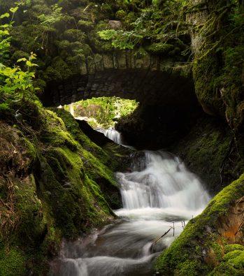 Edelfrauengrab Wasserfall 3